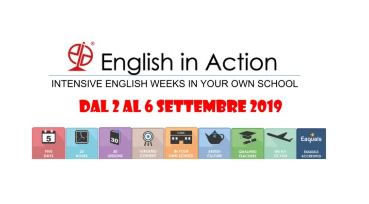 English in action 2019
