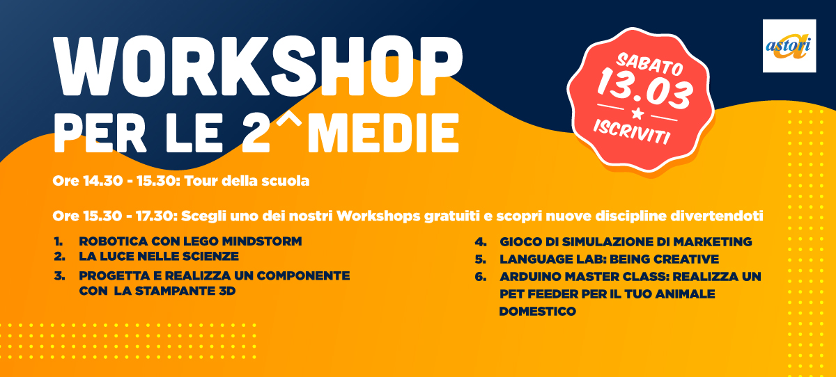 Open Day 2^ Medie
